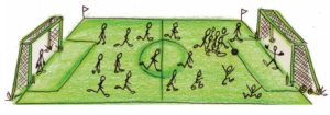 This is Lean: Football playfield